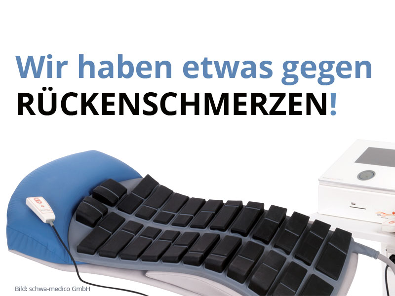 Rückenschmerzen Behandlung Hamburg Rahlstedt